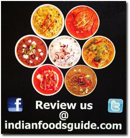 Indian Restaurant Review Us Sticker