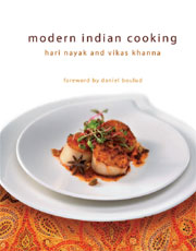Modern Indian Cooking Recipe Book Giveaway