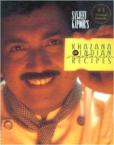 Sanjeev Kapoors Khazana of Indian Vegetarian Recipes