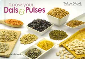 Tarla Dalal Know your Dals and Pulses  Cookbook