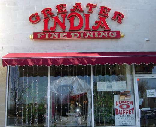 Greater India Fine Dining