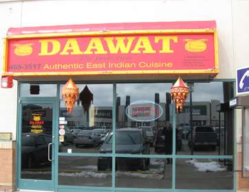 Daawat Authentic East Indian Cuisine West End