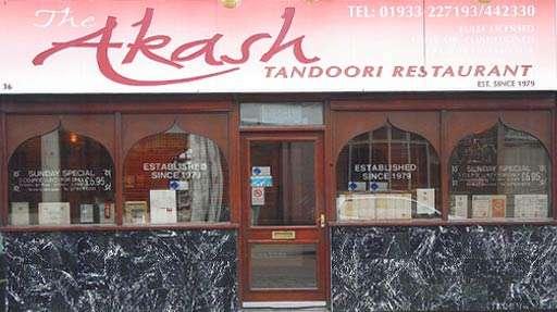 Akash Tandoori Restaurant