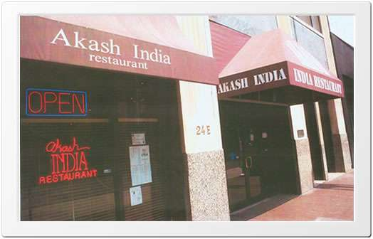 Akash India Restaurant