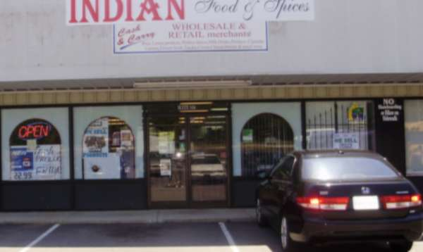 Indian Food & Spices