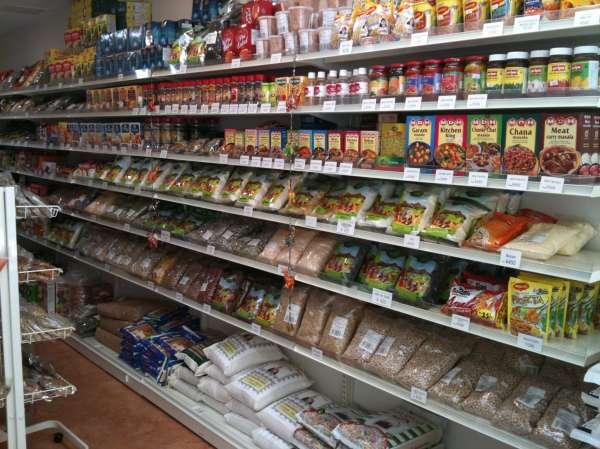 Asian Spice Market