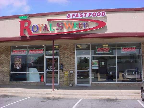 Royal Sweets and Snacks