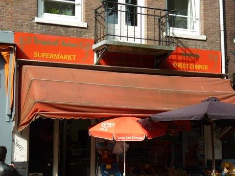 Tropical Asian Super Market - Sarphati Park