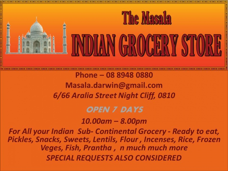 The Masala Indian Grocery Store