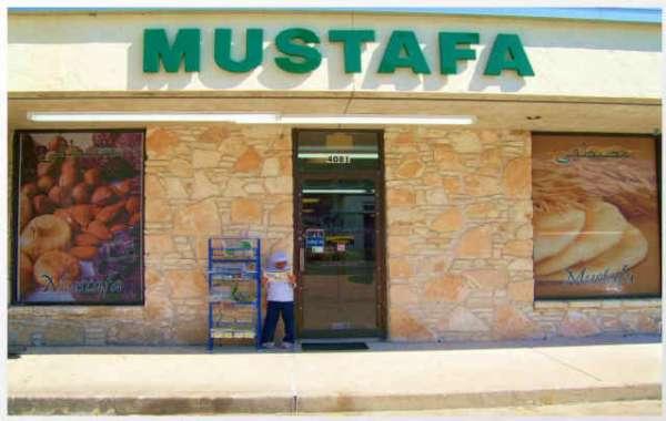 Mustafa Asian & Middle Eastern Grocery