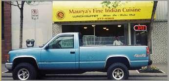 Mauryas Fine Indian Cuisine