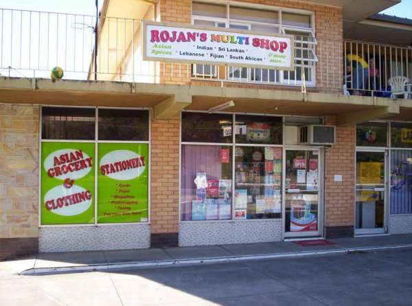 Rojan's Multi Shop